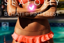Seafolly HEARTS Behati / Seafolly pinterest competition  / by Seafolly Australia