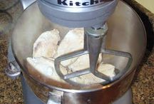 In the kitchen / by The Survival Mom