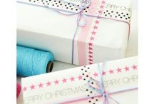 Pretty Packaging / Making gifts pretty on the outside / by Hollie Shepard