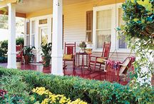 Porches...a Southern thing! / by Kathy Malphrus