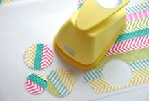 Washi Tape ideas / by Mary Manke Livermont