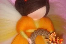 Wool Fairy Inspiration / by Leonie Dawson :: LeonieDawson.com