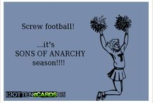Sons of Anarchy  SOA / by Kathy Lang