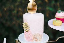 Tartas, pasteles / by Raquel Cifuentes