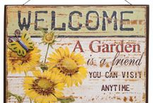 ~**I'm In The Garden**~ / by Sharron Ewing