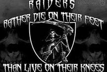 Raiders / by Grace Ruiz