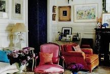 Living Room / by Jenn Shuffle