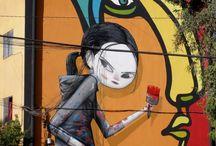 Street Art / by Raenette Palmer