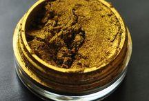 Antique Gold Fall Color Trend 2013 / http://www.cosmeticsaficionado.com/ #fall #colorforfall #antiquegold #gold / by CosmeticsAficionado