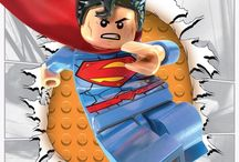 Superman / Anything based on The Man of Steel / by Kal El