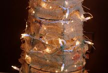 The Tomato Cage Christmas Tree / Tomato cages / by Connie Perdue