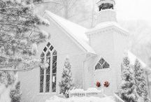 Churches / by Marcy Lund Smith
