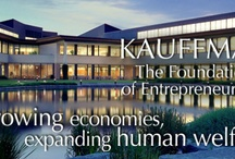 Kauffman in Kansas City / In our hometown of Kansas City, the Kauffman Foundation is proud to be a dedicated community partner, an incubator of ideas, a potential model for programs across the country, and an information resource to the far reaches of the globe. http://www.kauffman.org/about/kauffman-in-kansas-city.aspx / by Kauffman Foundation