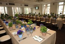 Create the Look - Home from Home / Family 'sharing style' event with relaxed informal dining, long tables, natural colours and 'freshly gathered' flowers and pots  / by BAFTA 195 Piccadilly