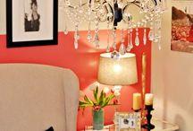 Bedroom Ideas / by Lara Hollingsworth