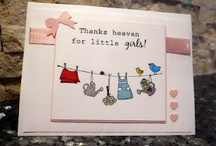 Card Inspiration!! / by Marisa Moser