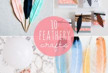 Crafts - Feathers / by Lucille Hall