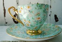 Tea Cups / by Maria Zingas