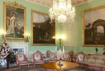 Music Room / The Music Room is considered to be the most complete example of Adam's interiors at Harewood House, Yorkshire. it also contains some of the most elaborately furnished Thomas Chippendale furniture. / by Harewood House