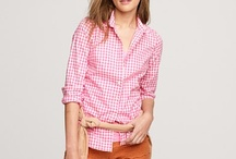 Gingham Addict / by Lizzy