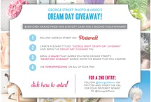 Gorge Street Dream Day Giveaway / #dreamwedding  / by Lili Lee