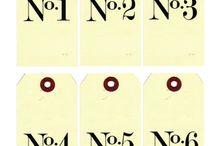 Fonts & Printables / by Christina Roushey
