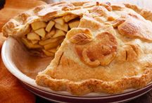 Delicious Pie Recipes / Apple, cherry, custard, chocolate, blueberry, peach pies, and more!  / by Country Living Magazine