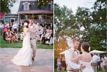Backyard Wedding Ideas / by Katie Votaw