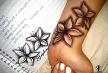 Tattoos / by Chantell Johnson