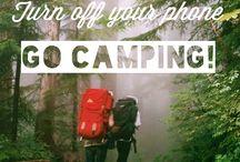 Camp Life / by Amanda Edington
