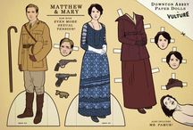 For Downton Abbey Lovers / by Johnsburg Public Library