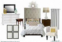 Master Bedroom / by Amber Bertsch