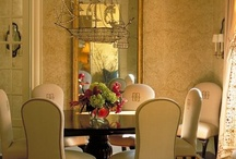 dining space / by Jannell Upton