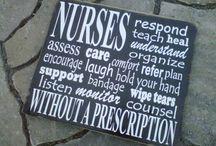 Nurses / by Carrie Mulcahy