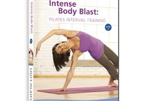 Interval Training DVDs / Looking to improve speed and cardiovascular fitness? MH&F's library of Interval Training DVDs will get you there! / by Merrithew Health & Fitness