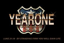 YearOne Logo / by YEARONE Muscle Cars