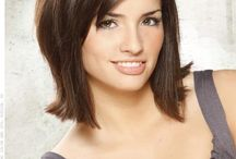 Hairstyles: hair cuts, hair color and hair dos.  / by Heather Brummett