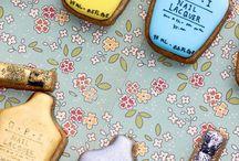 Cookies / by Brandi Puckett