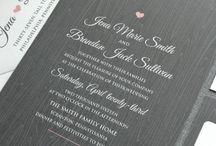 Invitation Ideas / by Heather Aune