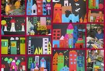 Elementary Art Room / by Kate Woods