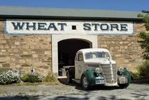 Barossa: Old Cars & Trucks / by My Barossa