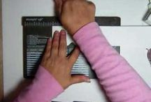 Envelope Punch Board / Video's and ideas / by Linda Kupstas