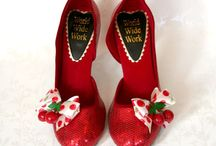 Dreamy Shoes / by Christine Rose Elle