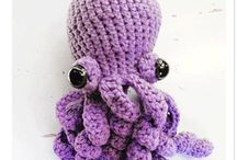 Amigurumi / yes I made a board for this / by Rebecca Hawkins