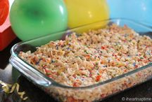 Rice Crispies / by Stephanie Davis