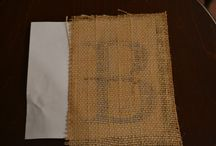 Home - Burlap / by Amy Sloan