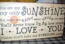 Signs I like / by Donna Rowley