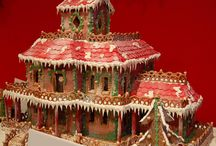 Gingerbread Houses / by Tanya Pushkarow Kochergen