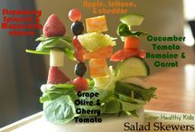 Kids Lunches / by Lynnette (Polka Dot Pond Shop)