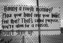 Encouragement / by Tonya Hohenfeldt